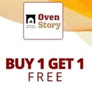 Buy 1 Get 1 Free at Oven Story | Foodpanda Offer