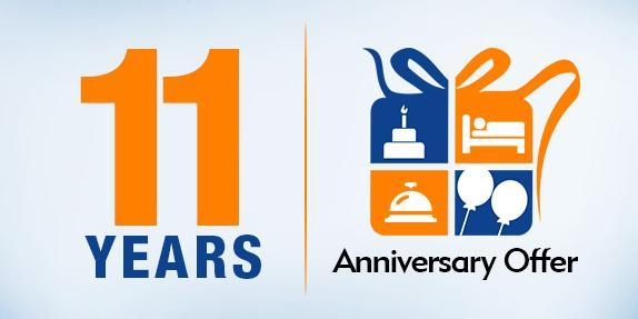 Cleartrip 11th to 13th July Anniversary Offers Coupon Today -CT11