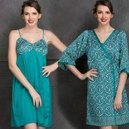 Dream Team Offer - Get Assorted Satin Shorts Free On Purchase Of Nightwear Worth Rs.799 & Above | Cl