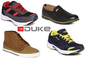 Flat 60% Off On Duke Mens Casual & Sports Shoes On Myntra