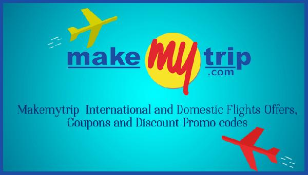 Flat 800 off on domestic flight booking at Makemytrip Coupon 1200OFF