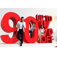 Flipkart Fashion EOSS Weekends Sale - Get Upto 90% OFF On Clothing, Footwear & More | Flipkart Offer