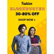 Flipkart Fashion Weekends Sale - Get Flat 30% - 80% OFF On Clothing, Footwear & More | Flipkart Offe