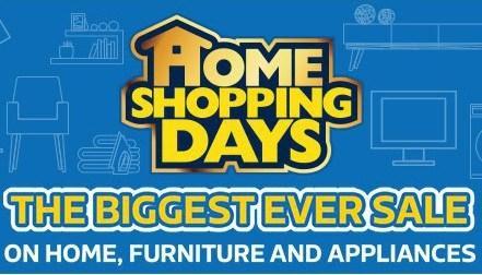 Flipkart Home Shopping Days | Flipkart Sale on TVs, Appliances, Furniture Today -Baapoffers.com