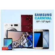 Flipkart Samsung Carnival Offer - Get 10% Instant Discount with ICICI Bank Cards | Flipkart Offer