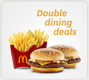 Freecharge Mcdonalds Offer - Rs 75 Cashback + Free Soft Serve