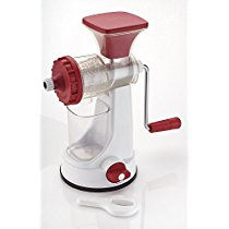 Ganesh Plastic Fruit and Vegetable Juicer, Red at Rs 374   Amazon Offer