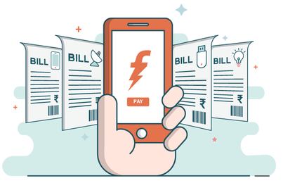 Get 100% cashback on minimum transaction of Rs 50 on your first recharge/bill payments