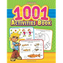 Get 1001 Activity Books at Rs 200 | Amazon Offer