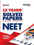Get 12 Years Solved Papers CBSE AIPMT & NEET at Rs 213 | Amazon Offer