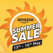 Get 13th-16th May - Amazon Summer Sale   Amazon Offer