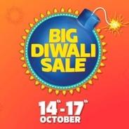 Get 14th-17th Oct - Flipkart Big Diwali Sale - Additional 10% Discount With HDFC Card | Flipkart Off