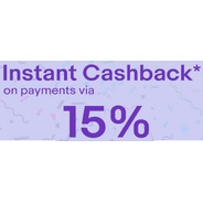 Get 15% Cashback Upto Rs.75 on Your First Payment via PhonePe | ebay Offer