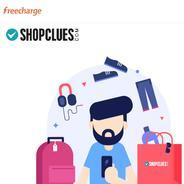 Get 15% Cashback Upto Rs.75 When You Pay With Freecharge On Shopclues | Freecharge Offer