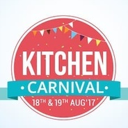 Get 18th - 19th Aug - Kitchen Carnival Sale - Flat 20% - 55% Cashback | paytmmall Offer