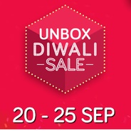 Get 20th-25th Sept - Snapdeal Unbox Diwali Sale + Additional 10% Instant Discount | Snapdeal Offer