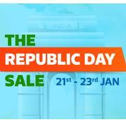 Get 21st-23th - Flipkart Republic Day Sale + Extra 10% Cashback With Citi Bank Debit & Credit Card |