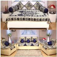 Get 23 Pc Diwan & Sofa Cover Set by Azaani at Rs 1499 | homeshop18 Offer