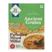Get 24 Mantra Organic Products Mixed Millet, 500g at Rs 67 | Amazon Offer
