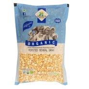 Get 24 Mantra Organic Roasted Bengalgram Dal, 500g at Rs 59   Amazon Offer