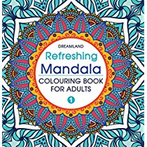 Get 38% off on Refreshing Mandala – Colouring Book for Adult at Rs 154 | Amazon Offer