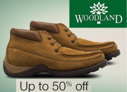 Woodland Shoes and Sandals india at Rs