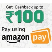 Get 50% Cashback Upto Rs.100 Pay using Amazon Pay at Rs 100 | Bookmyshow Offer