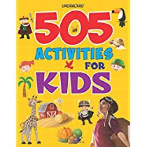 Get 505 Activities For Kids at Rs 125 | Amazon Offer