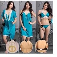 Get 9 Pc Satin Nightwear Set at Rs 999 | Clovia Offer
