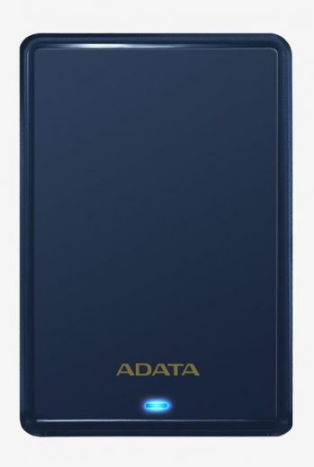 Get ADATA HV620S 1 TB External Hard Disk at Rs 2998 | Amazon Offer