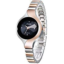 Get Addic Analogue Black Dial Women's & Girl's Watch – Ww498 at Rs 549 | Amazon Offer
