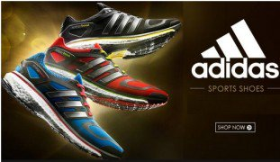 Get Adidas Footwear 50% – 70% off   india at Rs 349 | Amazon Offer