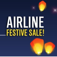 Get Airline Festive Sale - Indigo Low Fares Starting at Rs.1235 | cleartrip Offer
