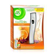 Get Airwick Fresh Matic Complete Kit Citrus Spice - 250 ml at Rs 299 | Amazon Offer