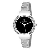 Get Altedo Analog Black Dial Women's Watch – Ete at Rs 429 | Amazon Offer