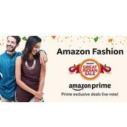 Get Amazon Fashion Great Indian Sale Flat 50% - 80% OFF | Amazon Offer