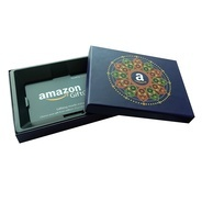 Get Amazon.in Gift card - in a Blue Gift Box (Pack of 3) at Rs 2850 | Amazon Offer