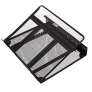 Get AmazonBasics Ventilated Laptop Stand (Black) at Rs 699 | Amazon Offer