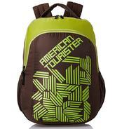 Get American Tourister 27 Ltrs Brown Casual Backpack at Rs 840 | Amazon Offer