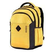 Get American Tourister AMT 2016 COMET Laptop Backpack (Yellow) at Rs 1076 | Flipkart Offer
