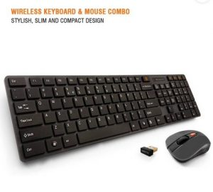Get Amkette Optimus Wireless Laptop Keyboard      at Rs 849 | Amazon Offer