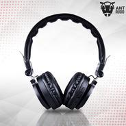Get Ant Audio Treble H86 On-Ear Wireless Stereo Headset with Mic (Black) at Rs 1399 | Amazon Offer