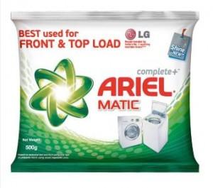 Get Ariel Matic Detergent Powder 2kg      at Rs 319   Amazon Offer