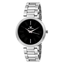 Get Armado BLK-AR-01 Hot Black Analogue Watch-For Women at Rs 359 | Amazon Offer