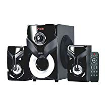 Get Artis MS608 21 Ch Wireless Multimedia Speaker System With F At Rs 5300