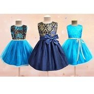 Get Atun Kids Party Dresses Flat 45% OFF | firstcry Offer