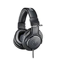 Get Audio-Technica ATH-M20x Over-Ear Professional Studio Monitor Headphon at Rs 3499 | Amazon Offer