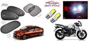 Get Auto Pearl Auto Pearl Car & Bike Accessories Min 50% off   at Rs 199 | Amazon Offer