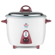 Get Bajaj Majesty New RCX 3 Electric Rice Cooker (1.5 L, White) at Rs 1549 | Flipkart Offer
