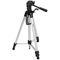 Get Basics 60-Inch Lightweight Tripod with Bag (Black) at Rs 1399 | Amazon Offer